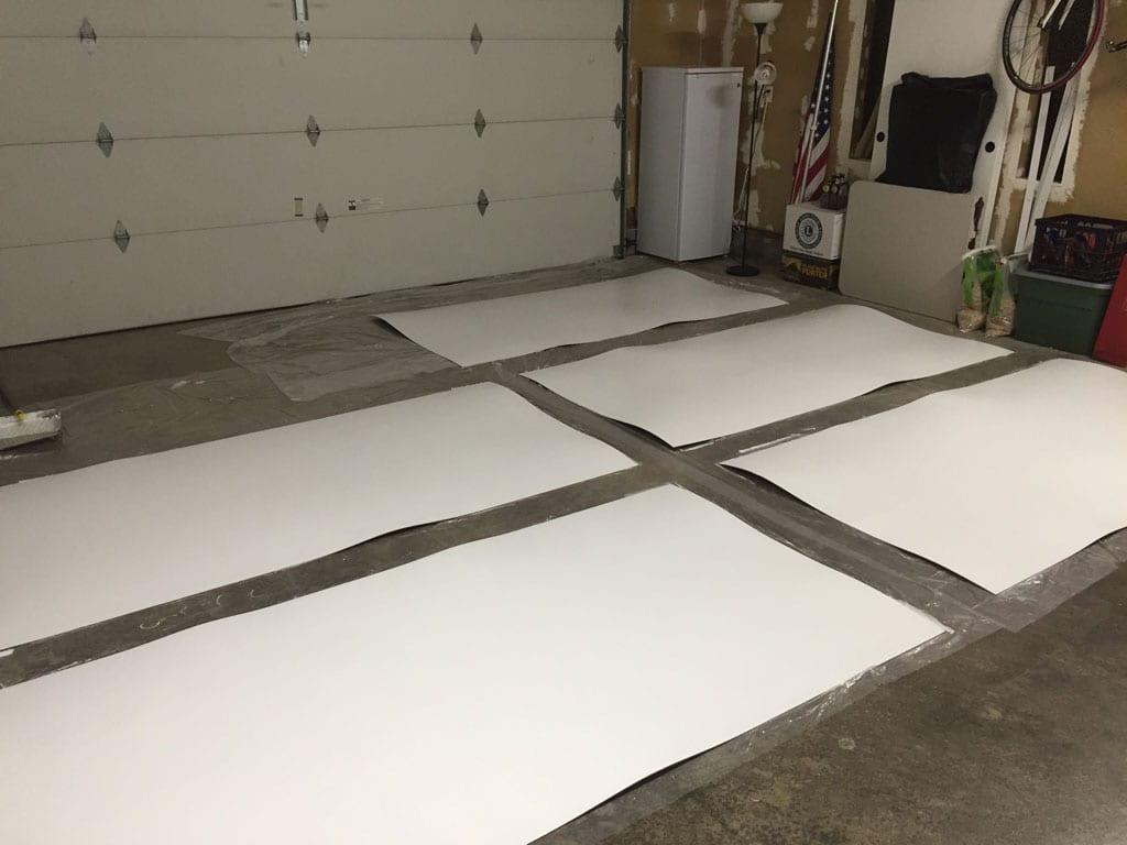 Hardboard Panels